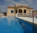 3 Bedroom Villa with Private Swimming Pool on the Costa Blanca Fully Equipped for Disabled / Wheelch